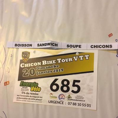 Vtt 3 chicon bike tour 2019